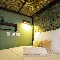 Niras Bankoc Cultural Hostel Кровать в общем номере с двухъярусной кроватью фото 6