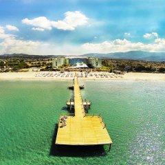 Grand Belish Hotel пляж фото 3