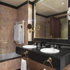 Отель Meliá Barajas 4* Стандартный семейный номер с двуспальной кроватью фото 2