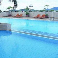 Metropole Hotel Phuket бассейн фото 3