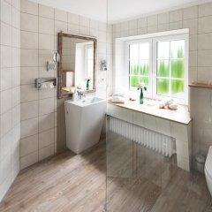 Отель Akzent Waldhotel Rheingau ванная