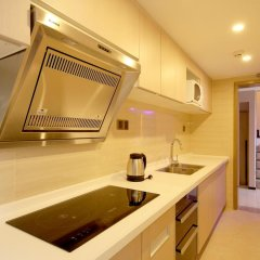 Апартаменты Guangzhou Chimelong Heefun International Service Apartment Люкс фото 14