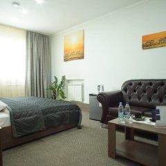 Гостиница Магнит Номер Делюкс разные типы кроватей фото 7