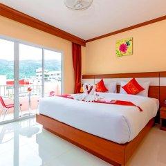 Отель Phusita House 3 2* Улучшенный номер с различными типами кроватей фото 14