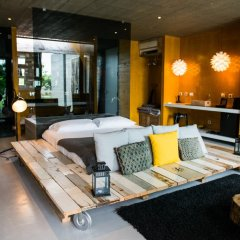 Отель Rio do Prado 3* Улучшенный люкс разные типы кроватей фото 2