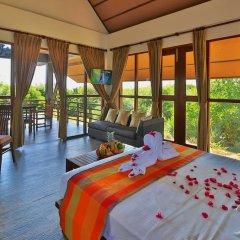 Отель Laya Safari 4* Стандартный номер с различными типами кроватей фото 9