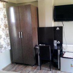 Отель Geyikli Herrara сейф в номере
