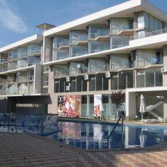 Отель Apartcomplex Perla Болгария, Солнечный берег - отзывы, цены и фото номеров - забронировать отель Apartcomplex Perla онлайн бассейн