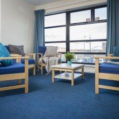 Отель Newport Student Village Стандартный номер с различными типами кроватей фото 4
