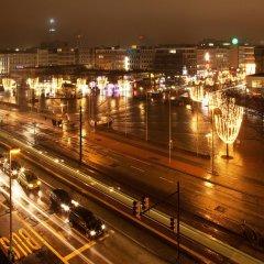 Alexander Business Hotel Hannover City балкон