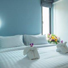 Отель Lada Krabi Express 3* Улучшенный номер с различными типами кроватей фото 7