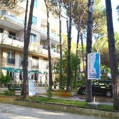 Отель Rezidenca Kalter Durres Голем парковка