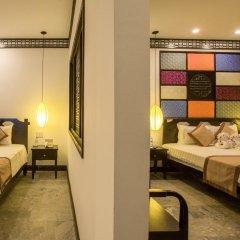 Отель Hoi An Coco River Resort & Spa 4* Номер Делюкс с различными типами кроватей фото 8
