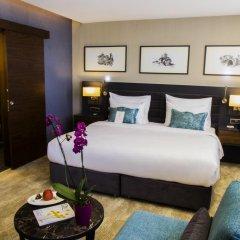 Отель Park Dedeman Trabzon 4* Улучшенный номер с различными типами кроватей