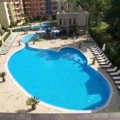 Отель Kalia Apartments Болгария, Солнечный берег - отзывы, цены и фото номеров - забронировать отель Kalia Apartments онлайн бассейн