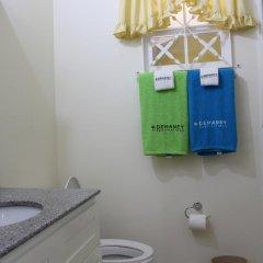Отель Gorgeous Country Club Home Очо-Риос ванная