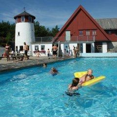 Отель Skottevik Feriesenter Норвегия, Лилльсанд - отзывы, цены и фото номеров - забронировать отель Skottevik Feriesenter онлайн бассейн фото 2