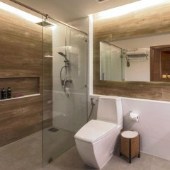 Отель Nora Beach Resort & Spa 4* Номер Делюкс с различными типами кроватей фото 7