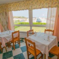 Отель Costa de Ajo Испания, Лианьо - отзывы, цены и фото номеров - забронировать отель Costa de Ajo онлайн питание фото 2