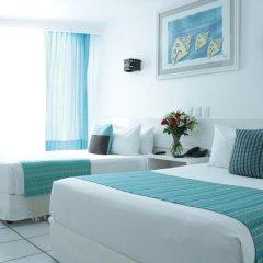 Отель Fontan Ixtapa Beach Resort 3* Стандартный номер с различными типами кроватей фото 5