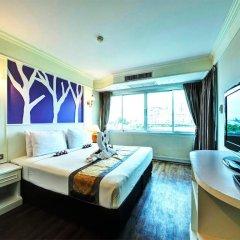 Jomtien Garden Hotel & Resort 4* Люкс с различными типами кроватей фото 5