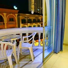 Отель East Suites балкон