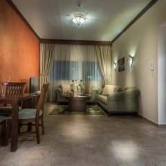 First Central Hotel Suites 4* Люкс с различными типами кроватей фото 11