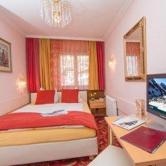 Отель Bergers Sporthotel 4* Стандартный номер с различными типами кроватей фото 5