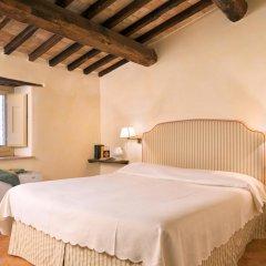 Отель Villa della Genga Country Houses Сполето комната для гостей фото 3