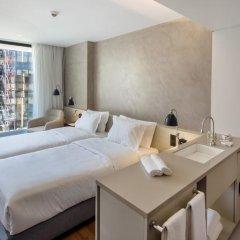 Отель Lux Lisboa Park 4* Стандартный семейный номер с двуспальной кроватью