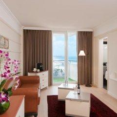Herods Hotel Tel Aviv by the Beach 5* Представительский люкс с разными типами кроватей фото 2
