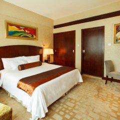 Guangzhou Grand International Hotel 4* Представительский номер с различными типами кроватей фото 4