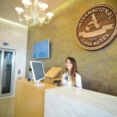 Отель International Iliria Дуррес интерьер отеля фото 2