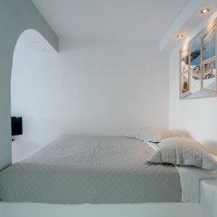 Отель Abyssanto Suites & Spa 4* Апартаменты с различными типами кроватей фото 10