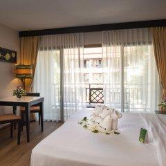 Отель Deevana Patong Resort & Spa 4* Номер Делюкс с двуспальной кроватью фото 14