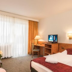 Hotel Am Moosfeld 4* Стандартный номер с различными типами кроватей фото 3