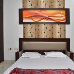 Отель Luxury Inn Апартаменты с различными типами кроватей фото 15