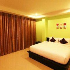 Отель Nicha Residence 3* Улучшенный номер с различными типами кроватей