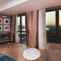 Radisson Blu Hotel Istanbul Pera 5* Люкс с различными типами кроватей фото 8