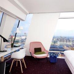 AC Hotel by Marriott Bella Sky Copenhagen 4* Стандартный номер с 2 отдельными кроватями