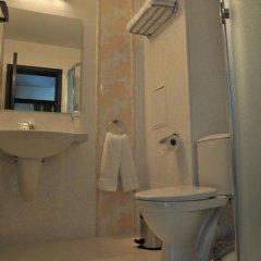 Hotel Burgas Free University ванная