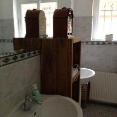 Отель Ferienwohnung Weintraube Германия, Дрезден - отзывы, цены и фото номеров - забронировать отель Ferienwohnung Weintraube онлайн ванная
