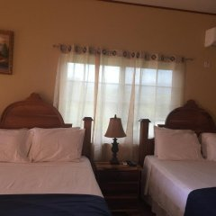 Отель Brytan Villa Ямайка, Треже-Бич - отзывы, цены и фото номеров - забронировать отель Brytan Villa онлайн комната для гостей фото 3