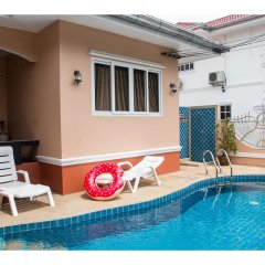 Отель I-Rin Poolvilla бассейн фото 3