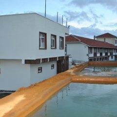 Отель Kestanbol Kaplicalari бассейн