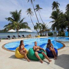 Отель Centra by Centara Coconut Beach Resort Samui фитнесс-зал фото 2