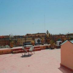 Отель Residence Miramare Marrakech 2* Стандартный номер с различными типами кроватей фото 46