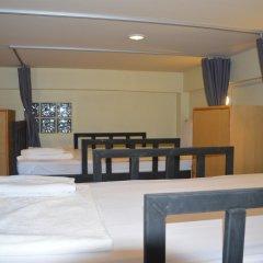 Chang Hostel Кровать в мужском общем номере с двухъярусной кроватью фото 6