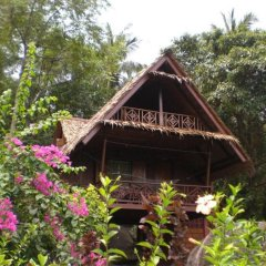 Отель Koh Tao Royal Resort 3* Бунгало Делюкс с различными типами кроватей фото 32
