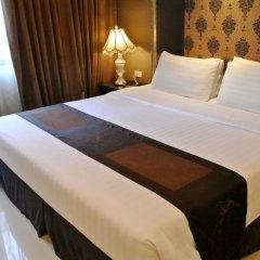 Отель FuramaXclusive Sukhumvit 4* Номер Делюкс с двуспальной кроватью фото 13